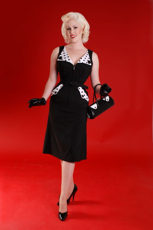Pin Up Girls | Pin Up Dresses | Dress Retro Pin Up